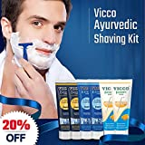 Vicco Ayurvedic Shaving Kit
