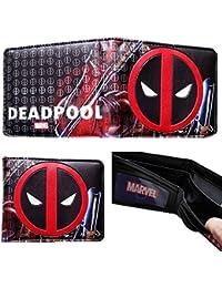 Marvel Deadpool Graphix–Cartera, 2 pliegues