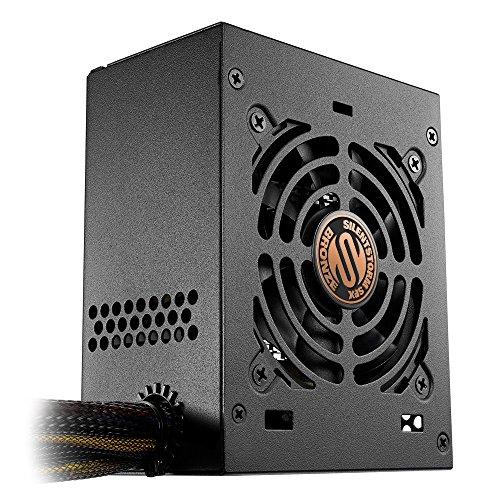 Sharkoon SilentStorm SFX Bronze–Alimentatore di rete per PC Nero nero 450 Watt, SFX