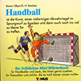 Handball. Ein fröhliches Mini-Wörterbuch.