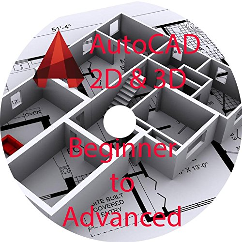 AUTOCAD 2D AND 3D (BEGINNER TO ADVANCED)