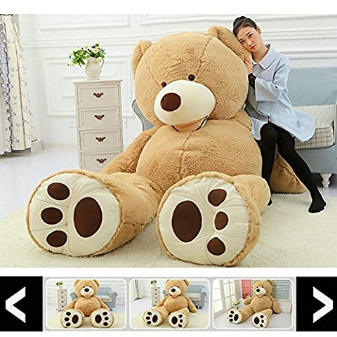 Super Giant Teddy Bear Animal Toy Huge Bear Festival Birthday