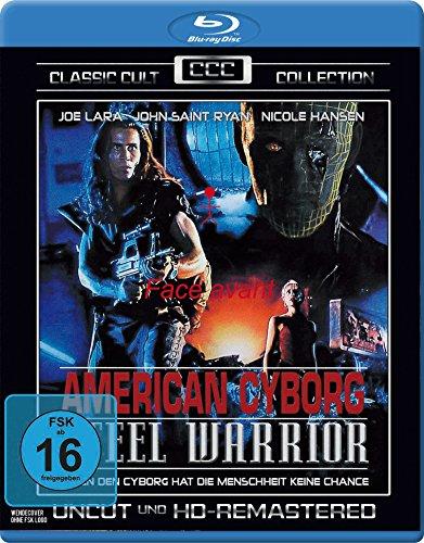 American Cyborg - Classic Cult Edition [Blu-ray]
