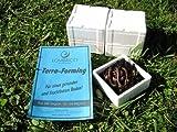 LOMBRICO - Terra Forming Paket 'Jack' für Hochbeete (bis 20 m²)