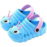 ZYLDK Sabots et Mules Enfants Sabots Pantoufles Chaussures Mixte Enfant Bébé Fille Garçon Antidérapant Eté Piscine de…