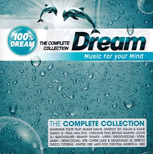 G-snake Audio (100% Dream Music For Your Mind - The Complete Collection [2CD] 2015 by Energy 52, Nalin & Kane, Dario G, Paul Van Dyk, Chicane Feat. Bryan Adams, Dj Quicksilver, Binary Finary, Olive, Thr Sunshine State Feat. Snake Davis)