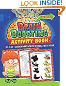 #6: Brain Boosting Activity Book: Match the Pair, Find the Difference, Maze, Crossword, Dot-to-Dot  (3+ Yrs)