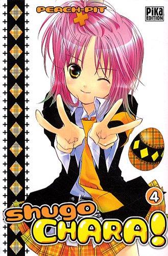 Shugo Chara ! Vol.4 par PEACH-PIT