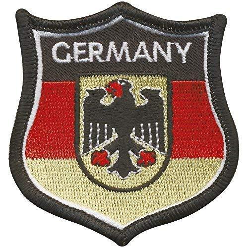 Parche-Alemania escudo armas-04609-sz