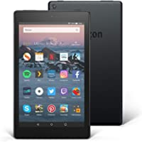 Tablet Fire HD 8 Reacondicionado Certificado | Pantalla HD de 8 pulgadas, 16 GB, negro, incluye ofertas especiales