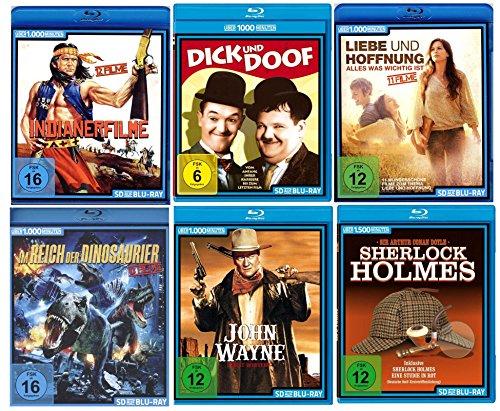 Die große Spielfilme Collection ( 75 Filme + TV-Serie auf SD Blu-rays)