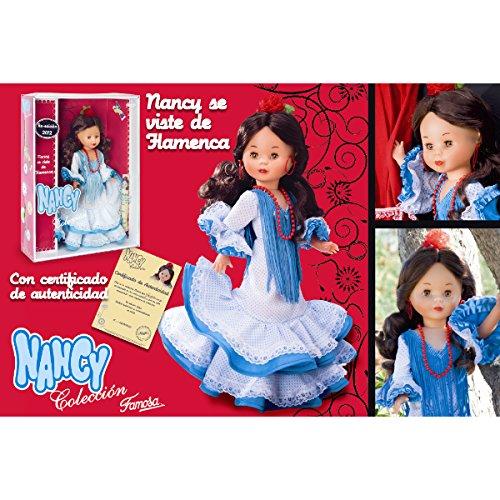Famosa 4479132 - Muñeca Nancy Flamenca segunda mano  Se entrega en toda España