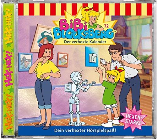 Preisvergleich Produktbild Bibi Blocksberg - Folge 72: Der verhexte Kalender