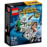 #6: Lego Mighty Micros Wonder Woman Vs Doomsday, Multi Color