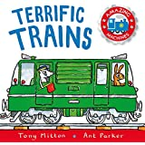 Amazing Machines: Terrific Trains: Amazing Machines 4