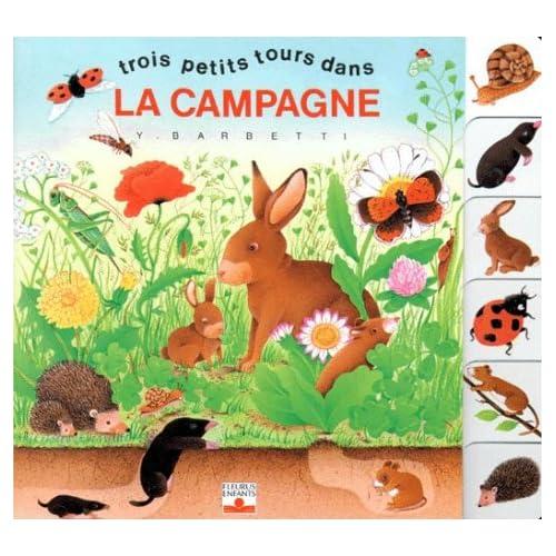 Campagne -trois petits tours-