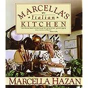 Marcella's Italian Kitchen by Marcella Hazan (1995-10-03)