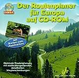 Produkt-Bild: Der Routenplaner für Europa auf CD-ROM