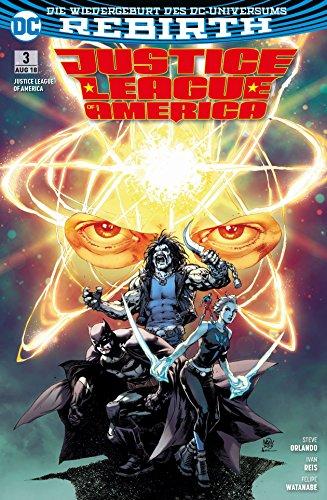 Justice League of America: Bd. 3: Panik im Mikroversum