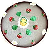 Food Cover Strawberry Design By Gisela Graham