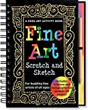 Scratch and Sketch Fine Art (Scratch & Sketch)