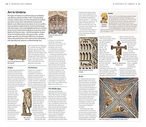 DK Eyewitness Travel Guide. Umbria