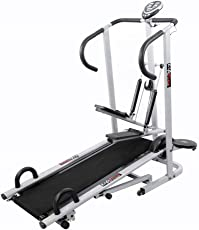 Lifeline LFMANTRD4-1 Treadmill (Black)