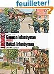 German Infantryman vs British Infantr...
