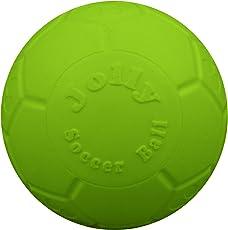 Jolly Pet 6 Soccer Ball Green Apple Small/Medium