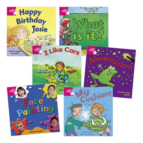 [PDF] Téléchargement gratuit Livres Learn at Home:Star Reading Pink Level Pack (5 fiction and 1 non-fiction book)