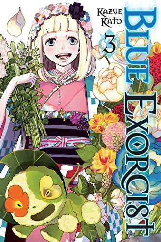 Blue Exorcist Volume 3