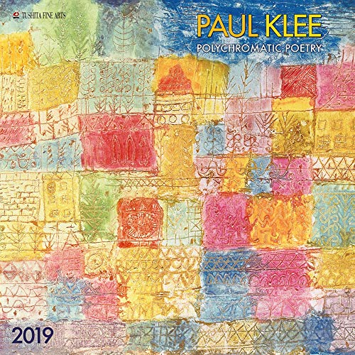 Paul Klee - Polychromatic Poetry 2020: Kalender 2020 (Tushita Fine Arts)