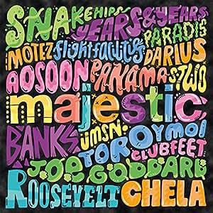 Majestic Casual-Chapter 2 [Vinyl LP]