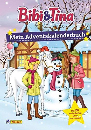 Preisvergleich Produktbild Bibi und Tina: Mein Adventskalenderbuch (Bibi & Tina)