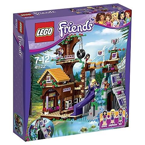 LEGO Friends - 41122 - La Cabane De La Base D'aventure
