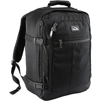 Cabin Max Mini Metz 30 Litre Travel Hand Luggage Backpack – 45 x 35 x 20 cm  (Black) b83946f2a4eeb