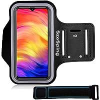 Fascia da Braccio Portacellulare per Xiaomi Mi 10 Lite 5G Redmi Note 9 Pro Samsung Galaxy A10 A21s A30s A50 A51 A71 S20…