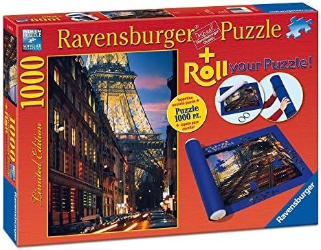 Ravensburger – Roll Your Puzzle + Puzzle Puzzle Puzzle 1000 Pièces motif paris (19912 9) B00M8Z543I 02da65