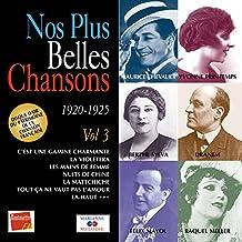 Nos plus belles chansons, Vol. 3: 1920-1925