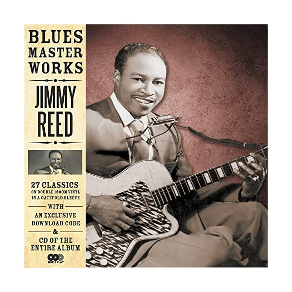 Blues Master Works-Jimmy Reed