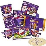 Christmas Selection Box Hamper by Cadbury Gifts Direct