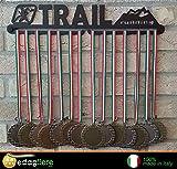 MEDALLAS DE PARED Medal Display (TRAIL RUNNING design)