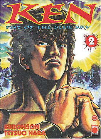 Ken - Fist Of The Blue Sky Edition simple Tome 2