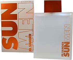 Jil Sander Sun homme/man, Eau de Toilette Vaporisateur, 1er Pack (1 x 200 ml)