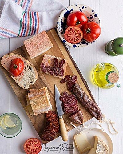 Cesta gourmet BOCATA'S ALLÁ VAMOS. El regalo especial para los más inquietos… - 8