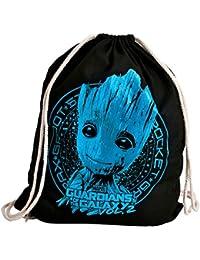 "Guardians of the Galaxy Vol 2 Baby Groot Tasche Rucksack Schultertasche Bag 16/"""