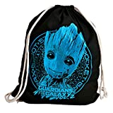 Guardians of the Galaxy Vol. 2 Sportbag Baby Groot Sportbeutel von Elbenwald schwarz