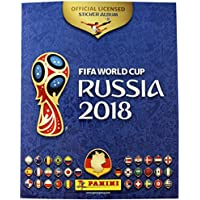 'Panini 2902001 FIFA World Cup Russia 2018 Collector's Sticker Collection Album