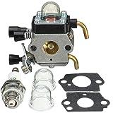 GOZAR carburateur Carb voor Stihl Hs45 hag trimmer Fs38 Fc55 Fs310 Zama C1Q-S169B