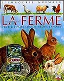 Les animaux de la ferme : Pour les faire connaître aux enfants (1Jeu)